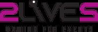 2LIVES - Logo